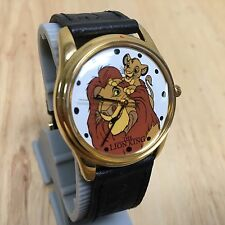 New Old Stock Timex Disney The Lion King Analog Quartz Watch Hours~New Battery