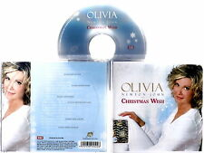 OLIVIA NEWTON JOHN - Christmas Wish (2007) CD Very RARE Import CANADA