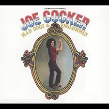 Mad Dogs & Englishmen [Deluxe Edition] by Joe Cocker (CD, Oct-2005, 2 Discs,...