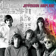 JEFFERSON AIRPLANE The Essential 2CD Best Of BRAND NEW