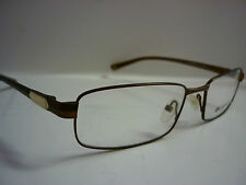 FRAMES GLASSES EYEGLASSES COLUMBIA WHITE RIVER BROWN REF: 1080