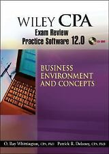 Wiley CPA Examination Review Practice Software 12.0 BEC