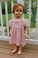 """Saucy Walker by Ideal- 32"""" Tall- Authentic 1950's Vinyl Doll"""