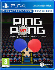 Ping Pong PS4 (VR) Nuevo Sellado PLAYSTATION 4