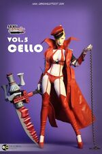 Original effect OE Army Attractive series- Vol.5 Cello 1/6 Figure IN STOCK