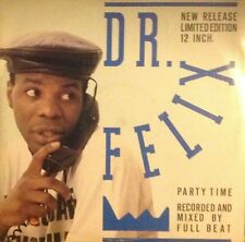 DISCO 45 GIRI - Dr. Felix ‎– Party Time