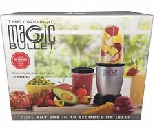 Magic Bullet 11 Piece Set Blender & Mixer Small