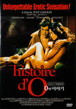The Story of O / Histoire d`O (1975) - Jean Gaven DVD *NEW