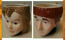 AUTHENTIC character Harry Potter Hermione Granger Ron Weasley Enesco 3d mug cup
