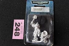 Warhammer 40k Space Marines Jump Pack Chaplain BNIB New OOP Metal Figure WH40K