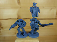 2 convertito FORGEWORLD Space Wolves pre eresia BASE VERNICIATA (145)