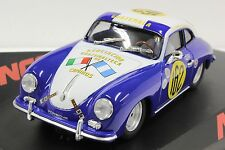 NINCO 50616 PORSCHE 356 PAN AMERICANA NEW 1/32 SLOT CAR IN DISPLAY CASE