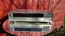 TECHNICS SH-8058 7 BAND GRAPHIC EQUALIZER IN RARE SILVER FINISH