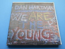 45 RPM DAN HARTMAN - WE ARE THE YOUNG (LP VERSION) (INSTRUMENTAL VERSION)