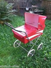 Edad Zekiwa RDA muñecas carro rojo reciben top, 70er años