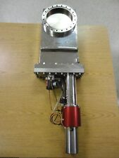 """Thermionics Vacuum Gate Valve Model PFF-Gs-6000-P Pneumatically Actuated 6"""" ID"""