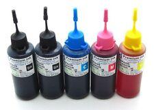 CISS Compatible Ink Refill Bottles Fits Epson XP530 XP630 XP635 XP830 NON-OEM