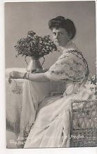 Vintage Postcard Duchess Sophia Charlotte Of Oldenburg Princess Eitel Friedrich