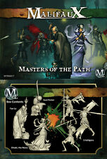 Malifaux Ten Thunders Masters of the Path box set plastic Wyrd miniatures 32mm