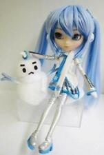 """NEW Groove Pullip Vocaloid Snow Hatsune Miku Doll 12"""" Official P-037 US Seller"""