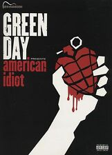 GREEN DAY - AMERICAN IDIOT GUITAR TAB SONG BOOK NEW