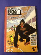 Album Le journal de Spirou n° 47