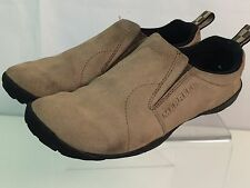 Merrell Jungle Moc Classic Taupe Slip On Shoes Women's Size 7.5