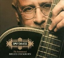 Speechless [Digipak] by Bruce Cockburn (CD, Jul-2011, True North Records)