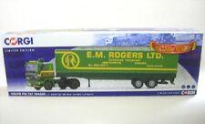 Volvo F10 Tilt Trailer E.M.Rogers Ltd England