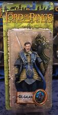 LOTR- GIL-GALAD- FELLOWSHIP OF THE RING- TOYBIZ ACTION FIGURE- HOBBIT
