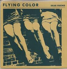 FLYING COLOR Dear friend UK SINGLE SHIGAKU 1987