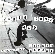 new! Youth Gone Mad featuring Dee Dee Ramone CD (tREND iS dEAD! records) RAMONES