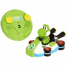 WORLD OF NINTENDO Mario Kart 8 IR Yoshi Wall Climber Radio Remote Control Toy