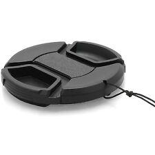 67mm Tapa Cap para Lente Frontal de Cámara y Cordon para Canon Sony Nikon
