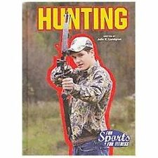 Hunting by Morgan Hughes (2013, Hardcover)