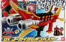 Power Rangers Kaizoku Sentai Gokaiger Gokai Galleon Buster Action Toy Bandai