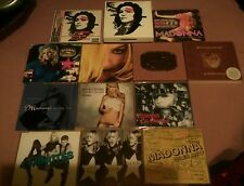 Madonna special edition joblot CDs music American life ghv2 confessions