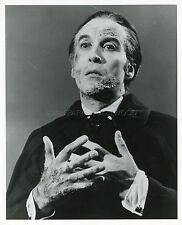 CHRISTOPHER LEE SCARS OF DRACULA  1970 VINTAGE PHOTO ORIGINAL HAMMER HORROR