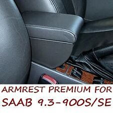 Armrest with storage for SAAB 9.3 (1997-2003) 900S/SE (1994-1998)- MADE IN ITALY