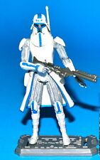 STAR WARS CLONE WARS CAPTAIN REX SNOW GEAR LOOSE COMPLETE