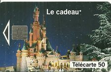 RARE / CARTE TELEPHONIQUE - EURO DISNEY : MICKEY DISNEYLAND PARIS / PHONECARD