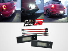 Led license plate lights EMARK Fits Mini Cooper Clubman R55 Countryman Paceman