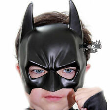 Halloween Batman Cool Mask Adult Masquerade Party Mask Half Face Dress Costume