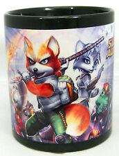 STARFOX - Coffee MUG CUP - Starfox Adventures - Star Fox