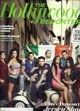 Jersey Shore Hollywood Reporter Jul 2011 Snooki Barbra Streisand Power Lawyers