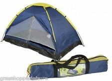 2 PERSON TENT camping cheap festival play childrens dome man monodome sum090/216