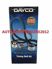 DAYCO TIMING BELT KIT FOR MITSUBISHI PAJERO iO QA 10/01-9/03 2.0L 4CYL 4G94
