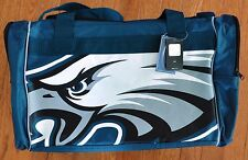 Philadelphia Eagles Duffle Bag Gym Swimming Carry On Travel Luggage Tote NEW
