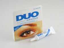 Duo False Eyelash Adhesive 2x9g Bottles of Clear Glue+UK-SELLER+SAMEDAY DISPATCH