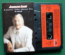 James Last Leave the Best to Last Abs Excellent Condition Cassette Tape - TESTED